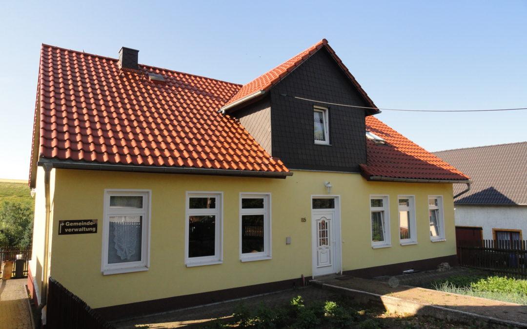 4-Zimmer Mietwohnung im OT Dietersdorf