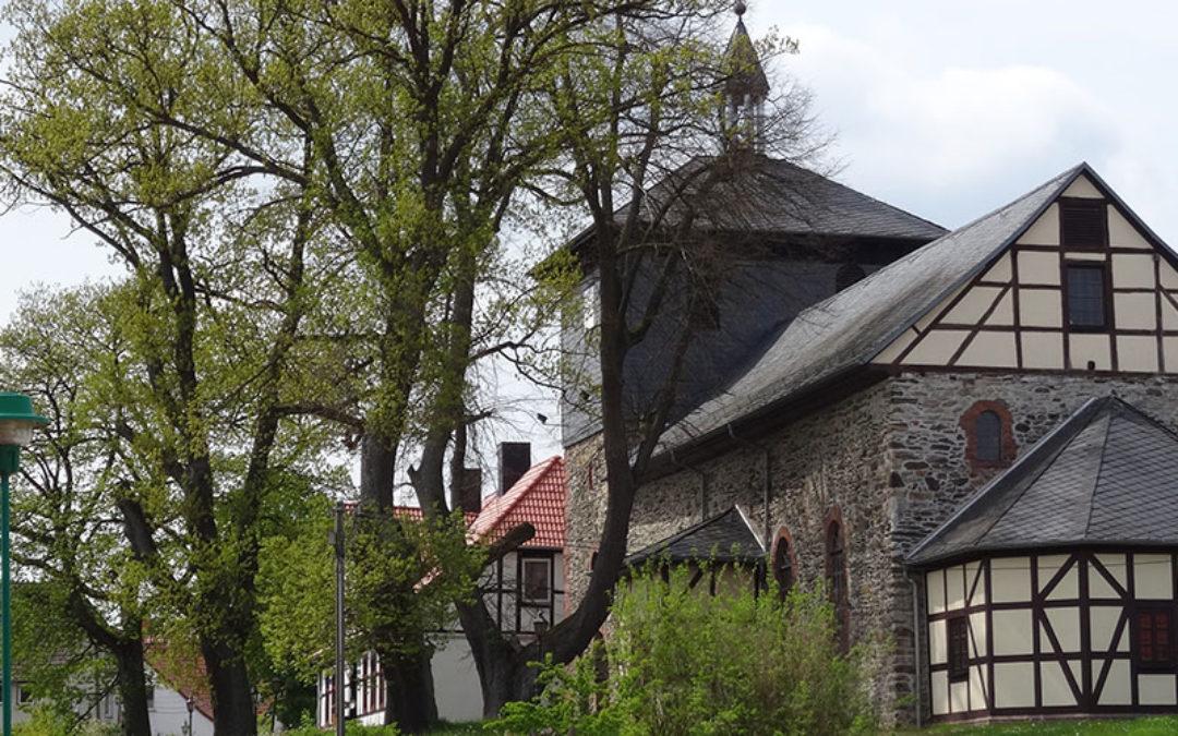 St. Margareten Kirche Breitenstein