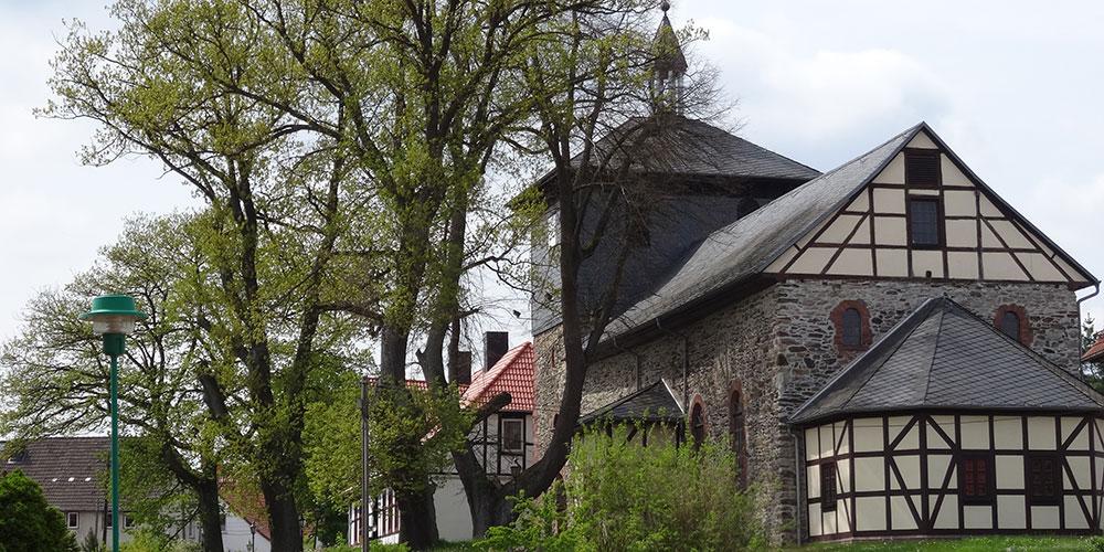 Gemeinde Südharz - Kirche Breitenstein