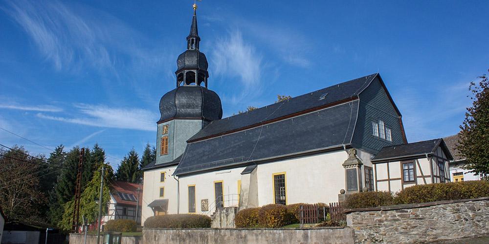 Gemeinde Südharz - Kirche Dietersdorf