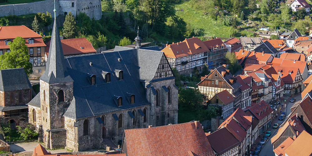 Gemeinde Südharz - Kirche Stolberg