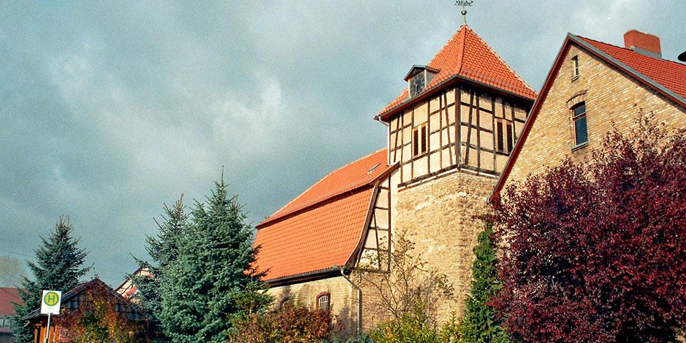 Gemeinde Südharz - St. Martin Kirche Kleinleinungen