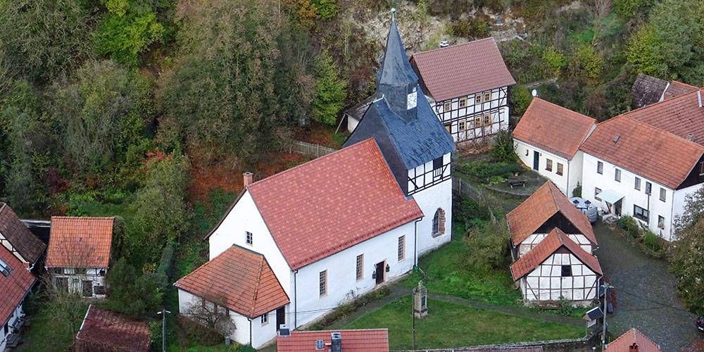 Gemeinde Südharz - St. Marien Kirche Questenberg