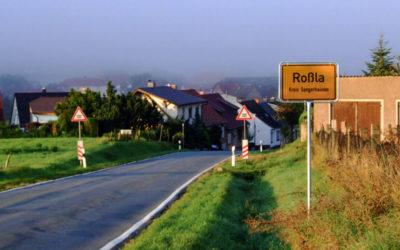 Straßenumbenennungen Gemeinde Südharz