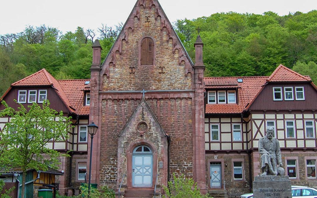 St. Georg Kapelle Stolberg