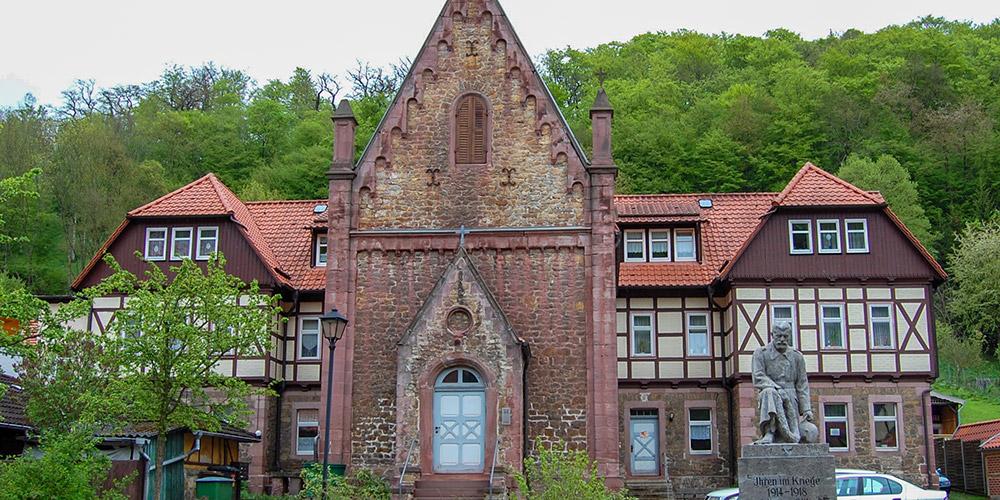 Gemeinde Südharz - St. Georg Kapelle Stolberg (Harz)