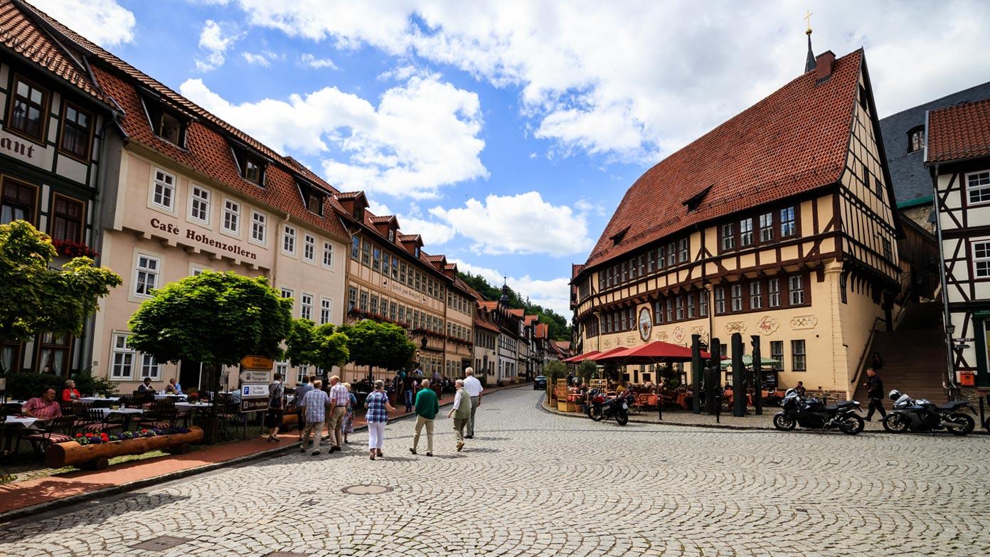 Gemeinde Südharz - Tourismus
