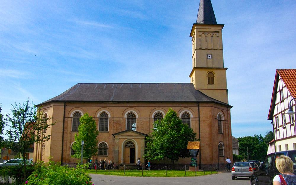 Gemeinde Südharz - Kirche Bennungen