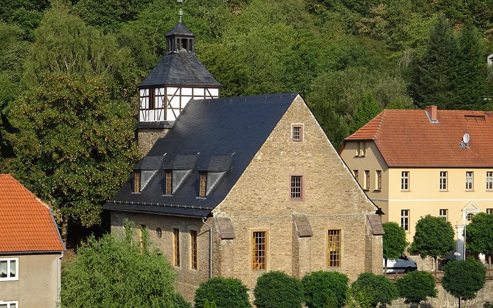 Gemeinde Südharz - Breitungen Kirche