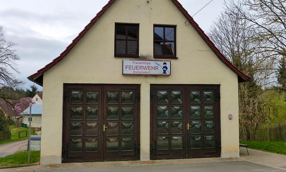 Gemeinde Südharz - Ortsfeuerwehr Dietersdorf
