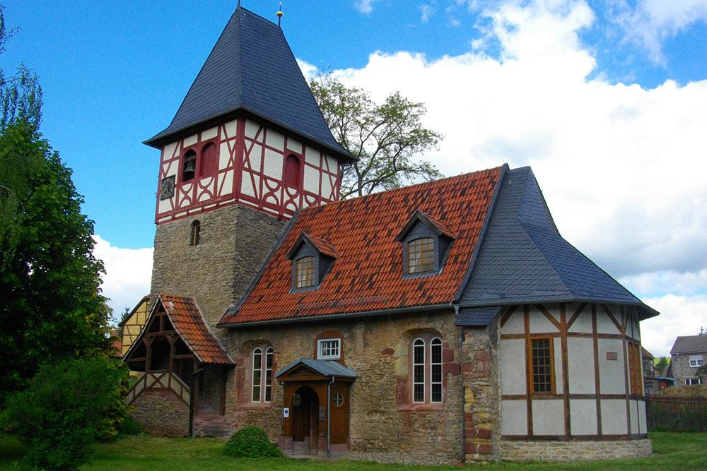 Gemeinde Südharz - Dittichenrode Dorfkirche