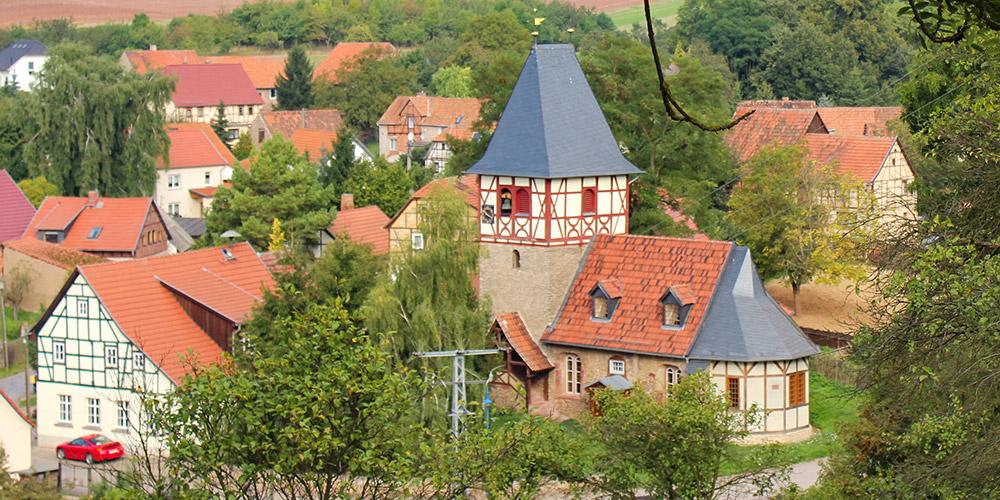 Gemeinde Südharz - Dittichenrode Kirche