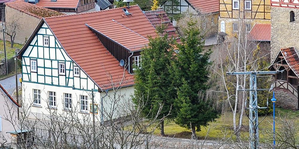 Gemeinde Südharz - Wanderstützpunkt Dittichenrode