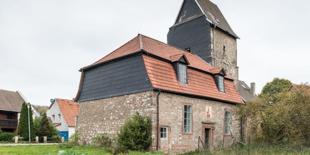 Gemeinde Südharz - Kirche Drebsdorf