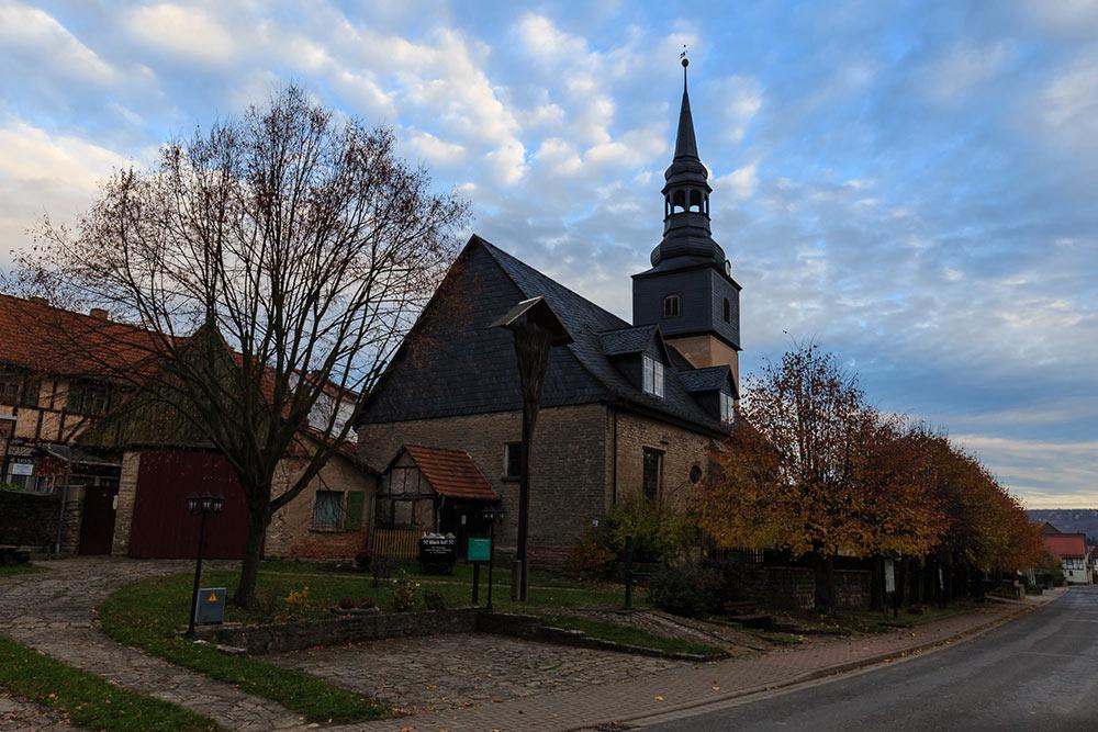 Gemeinde Südharz - Hainrode Dorfkirche
