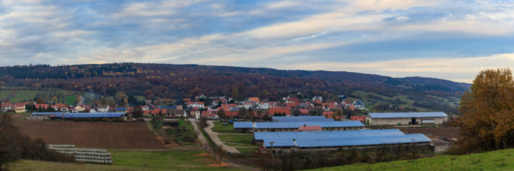 Gemeinde Südharz - Hainrode Panorama©SMG