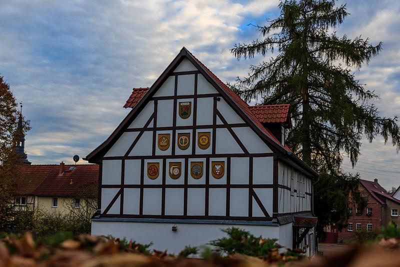 Gemeinde Südharz - Hainrode Dorfgemeinschaftshaus