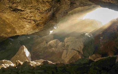 ELER Förderung – Arbeiten an Höhle Heimkehle
