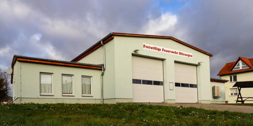 Gemeinde Südharz - Ortsfeuerwehr Uftrungen