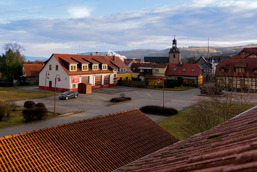 Gemeinde Südharz - Freiwillige Feuerwehr Rottleberode