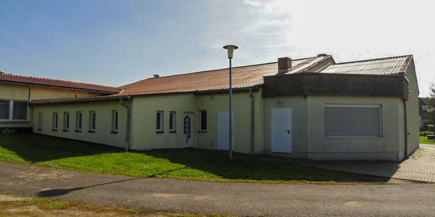 Gemeinde Südharz - Dorfgemeinschaftshaus Herrstall Uftrungen
