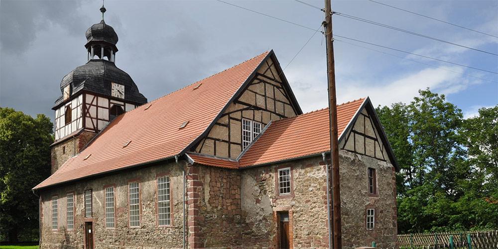 Gemeinde Südharz - St. Andreas Kirche Uftrungen