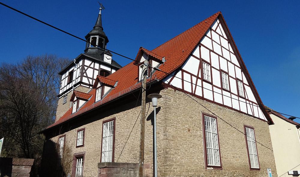 Gemeinde Südharz - St. Trinitatis Kirche Wickerode