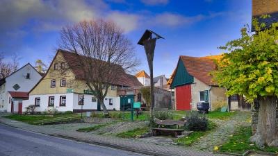 Schauwerkstätten in der Alten Schmiede Hainrode