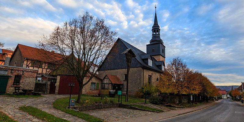 Gemeinde Südharz - St. Bartholomäus Kirche Hainrode