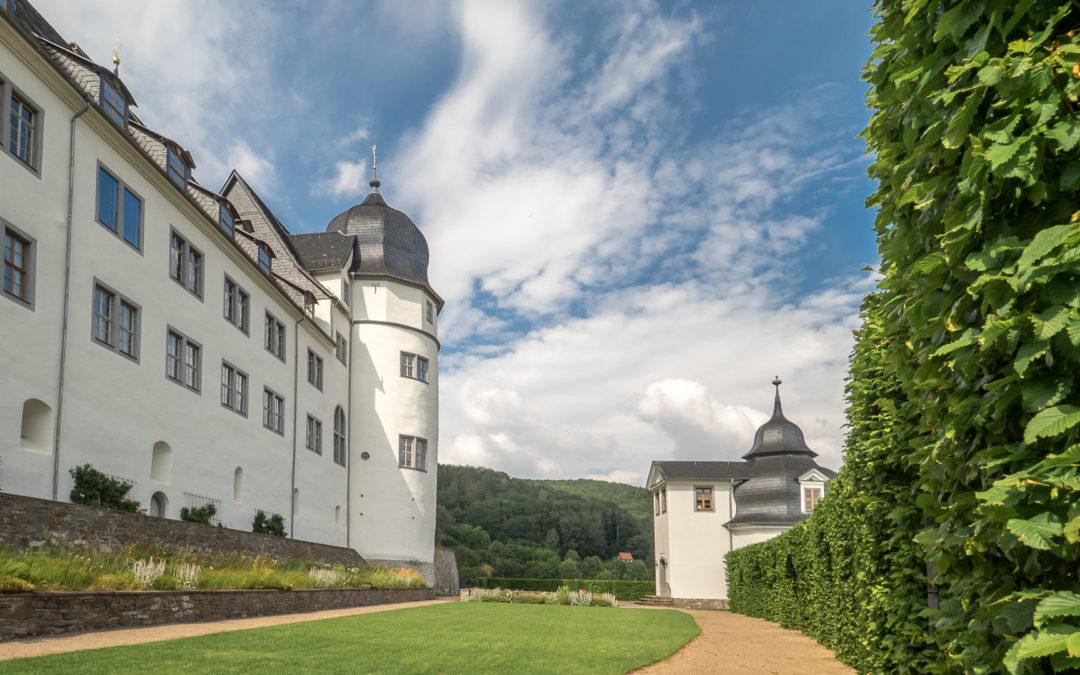 Schloss Stolberg – die Wiege der Oranier