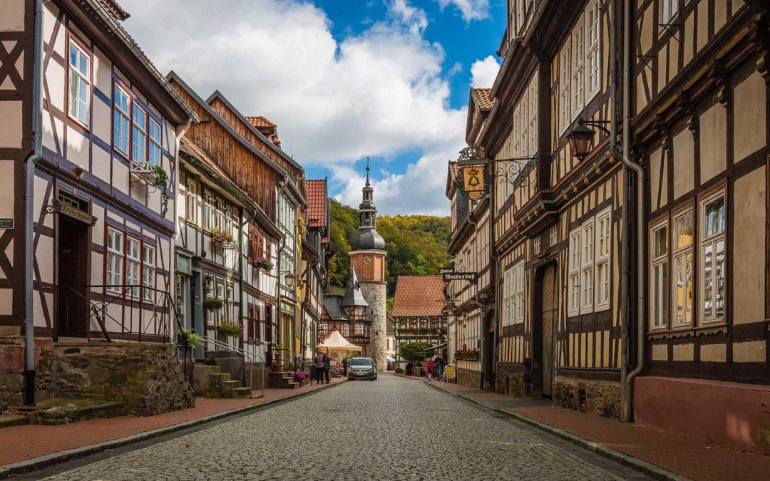 Fachwerkstadt Stolberg (Harz)