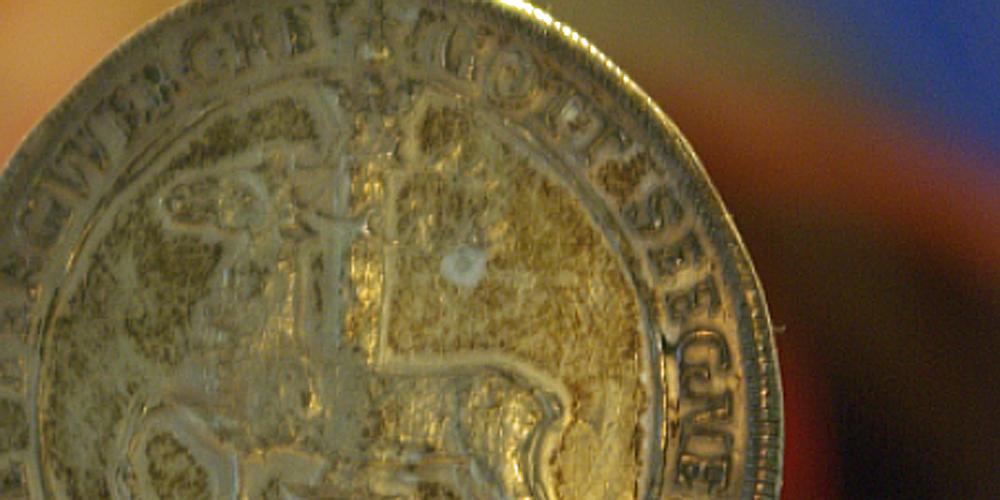 Tourist-Information Stolberg - Infomaterial und Alte Münzen