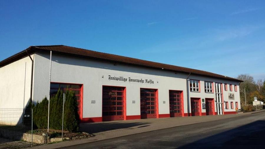 Gemeinde Südharz - Feuerwehr Roßla